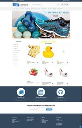 Front end e-commerce Speedy Shop